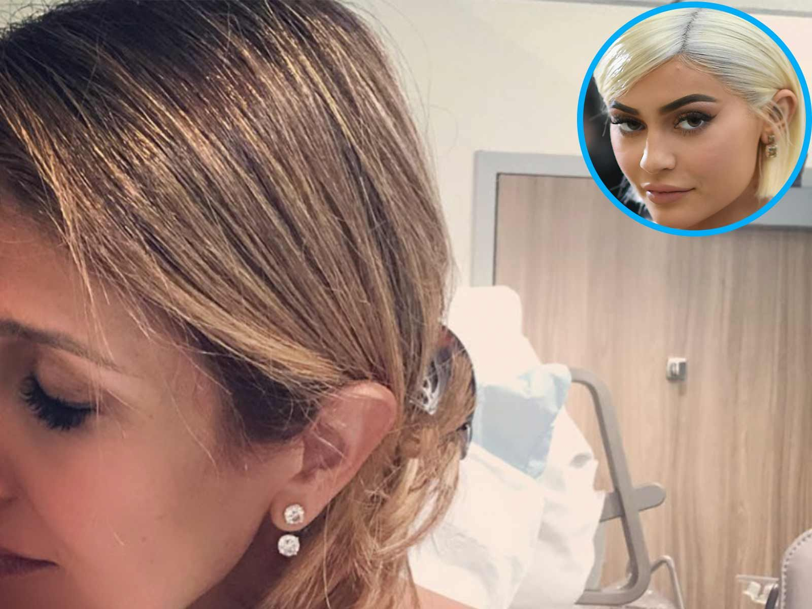 Kylie Jenner's OB-GYN Has Breast Cancer Scare: 'My Life
