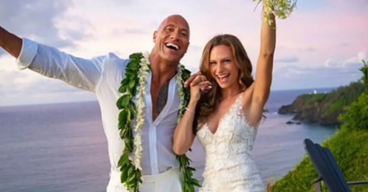 Dwayne 'The Rock' Johnson Is Officially Married — And The Pics Are Stunning