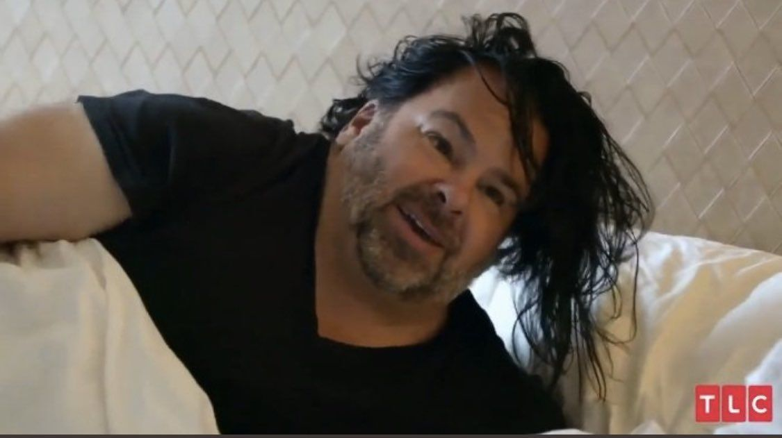 90 Day Fiance Star Big Ed Was Actually A Hot Guy 30 Years Ago