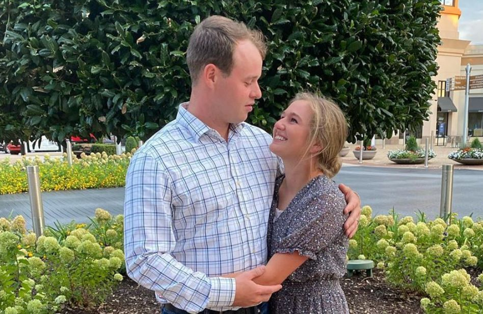 'Counting On' Star Joseph Duggar And Wife Kendra