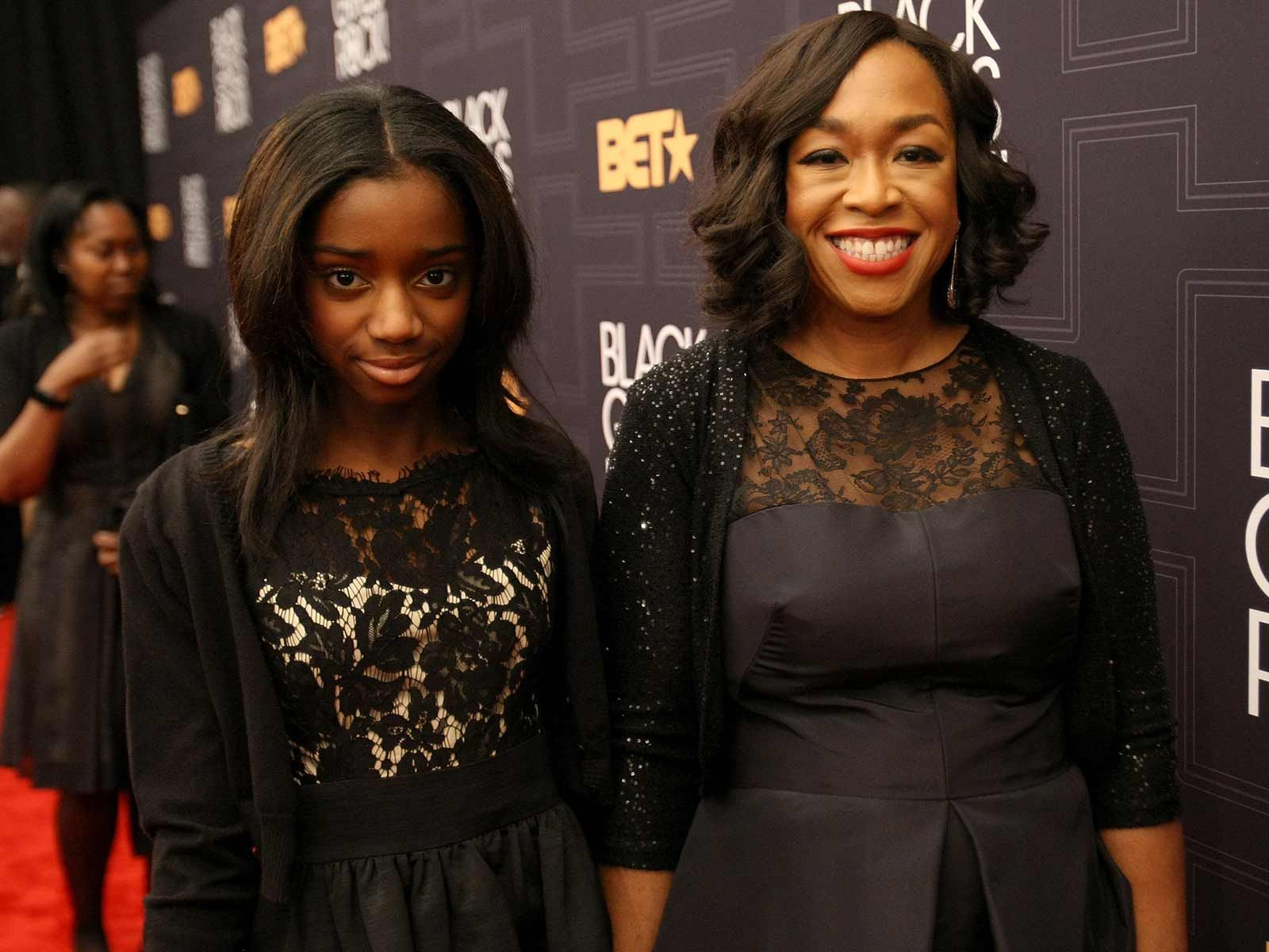 Shonda Rhimes Daughter Was Paid Scale For Scandal Episode