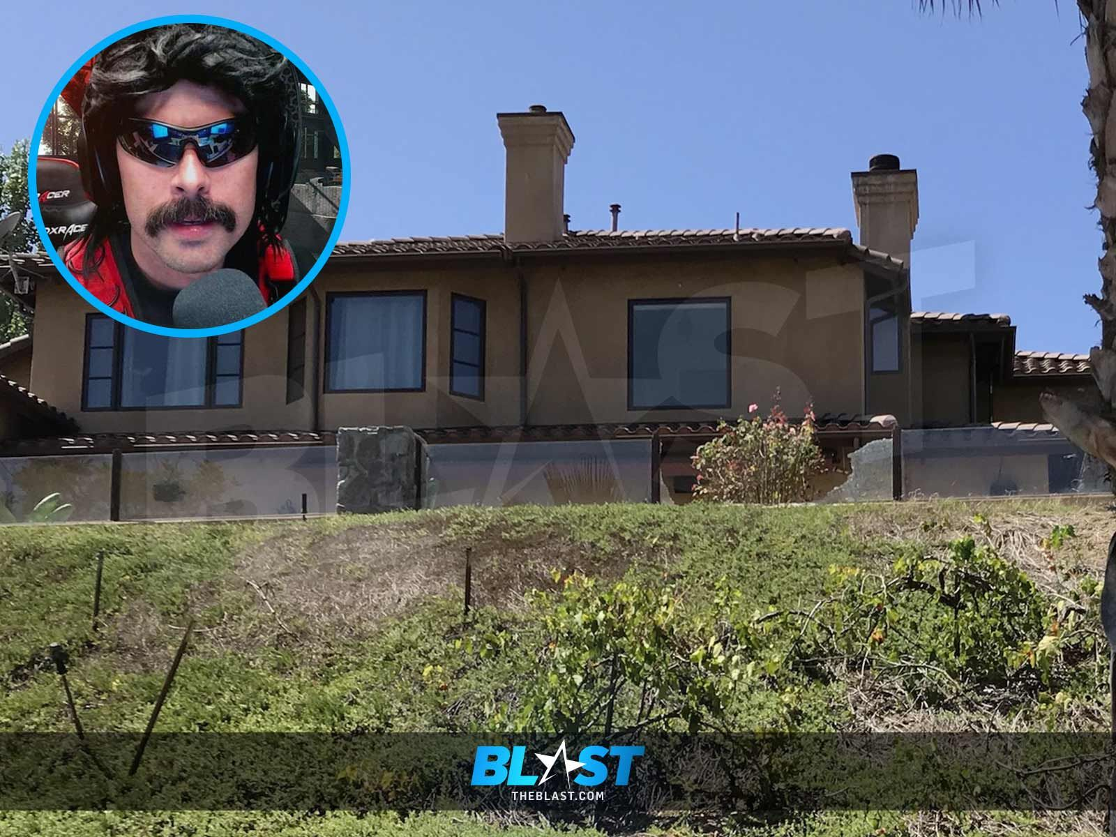 Real Shots Fired at Home of Twitch Gamer Dr  Disrespect