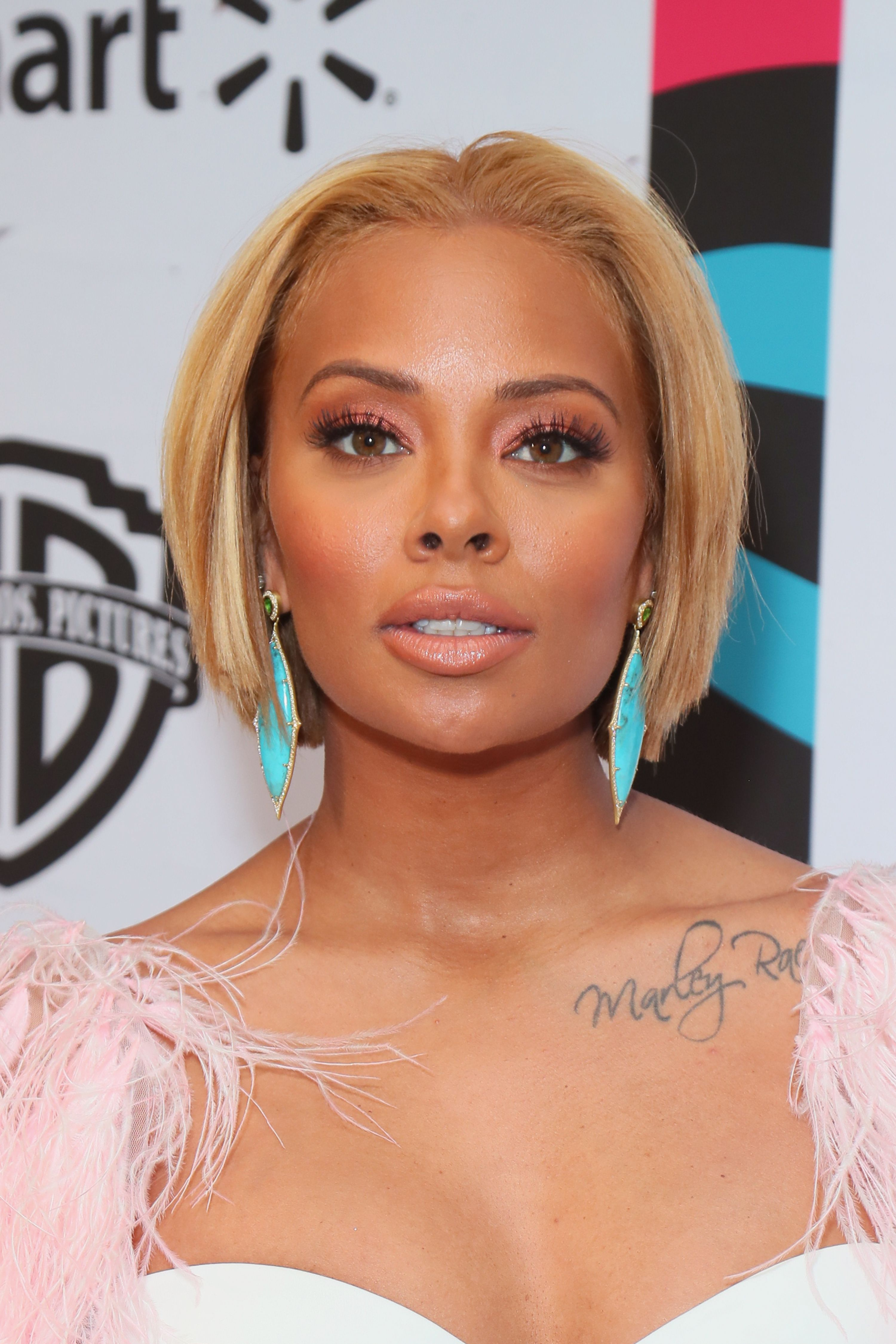 """Eva Marcille first attracted attention at the winner of the third cycle of """"America's Next Top Model."""""""