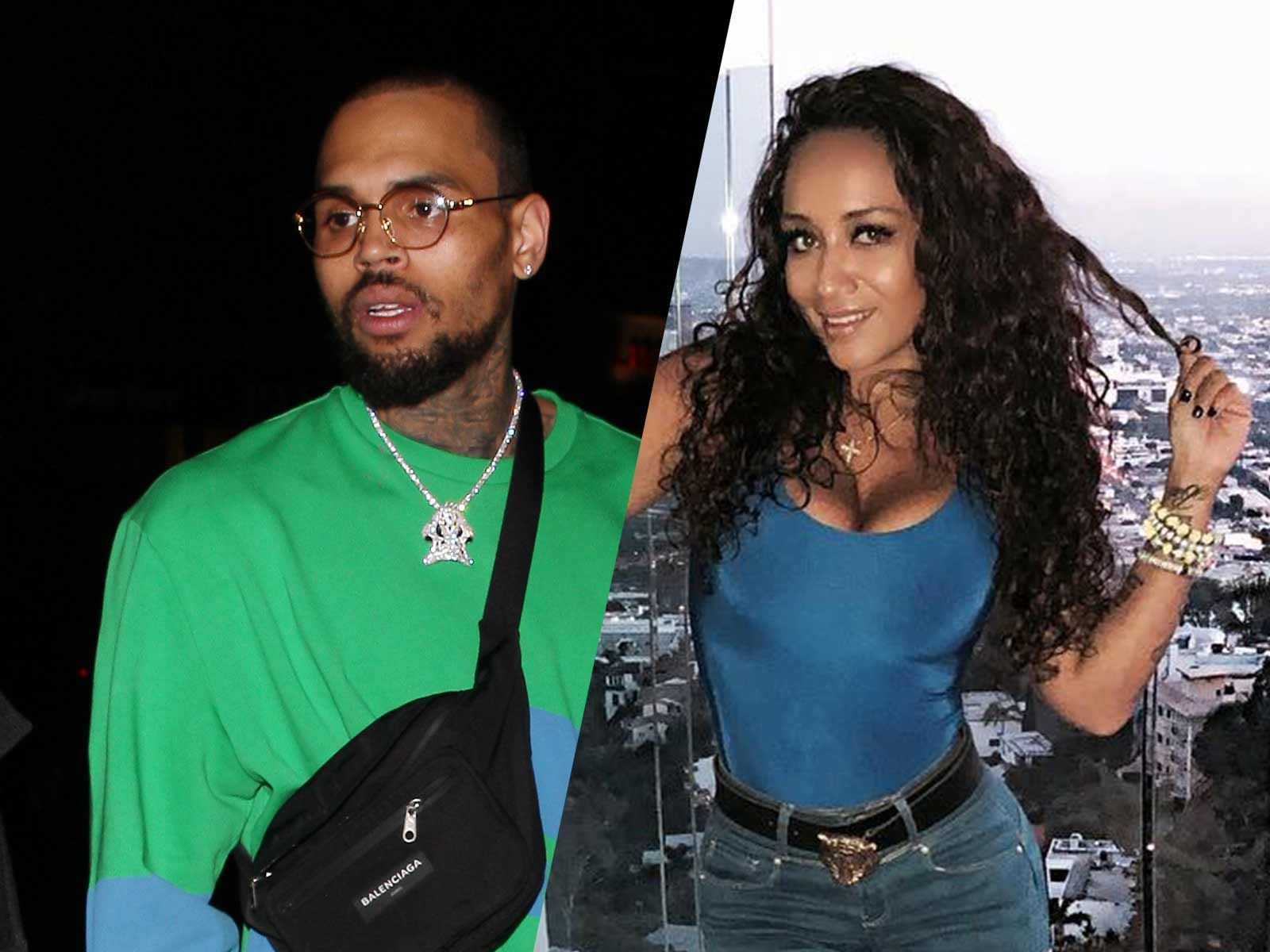 Chris Brown and Baby Mama Custody War Launched Over Child