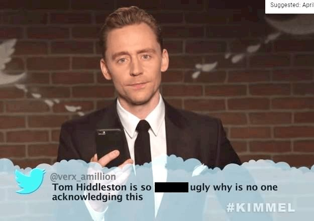 The Avengers Cast Read Mean Tweets About Themselves, And