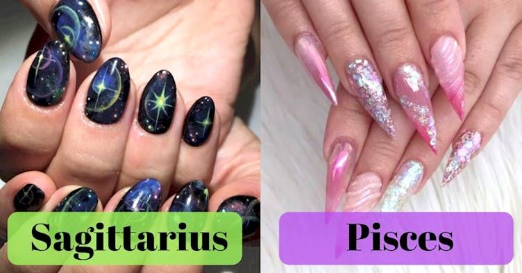 The Nail Trend To Try Based On Your Zodiac Sign