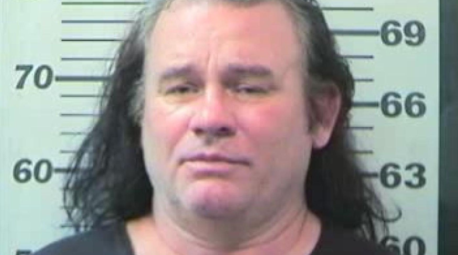 Kindergarten Cop' Villain Is Unrecognizable In Mugshot After