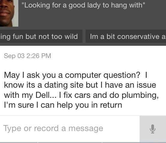 Hoe om te controleren of een dating profiel is fake