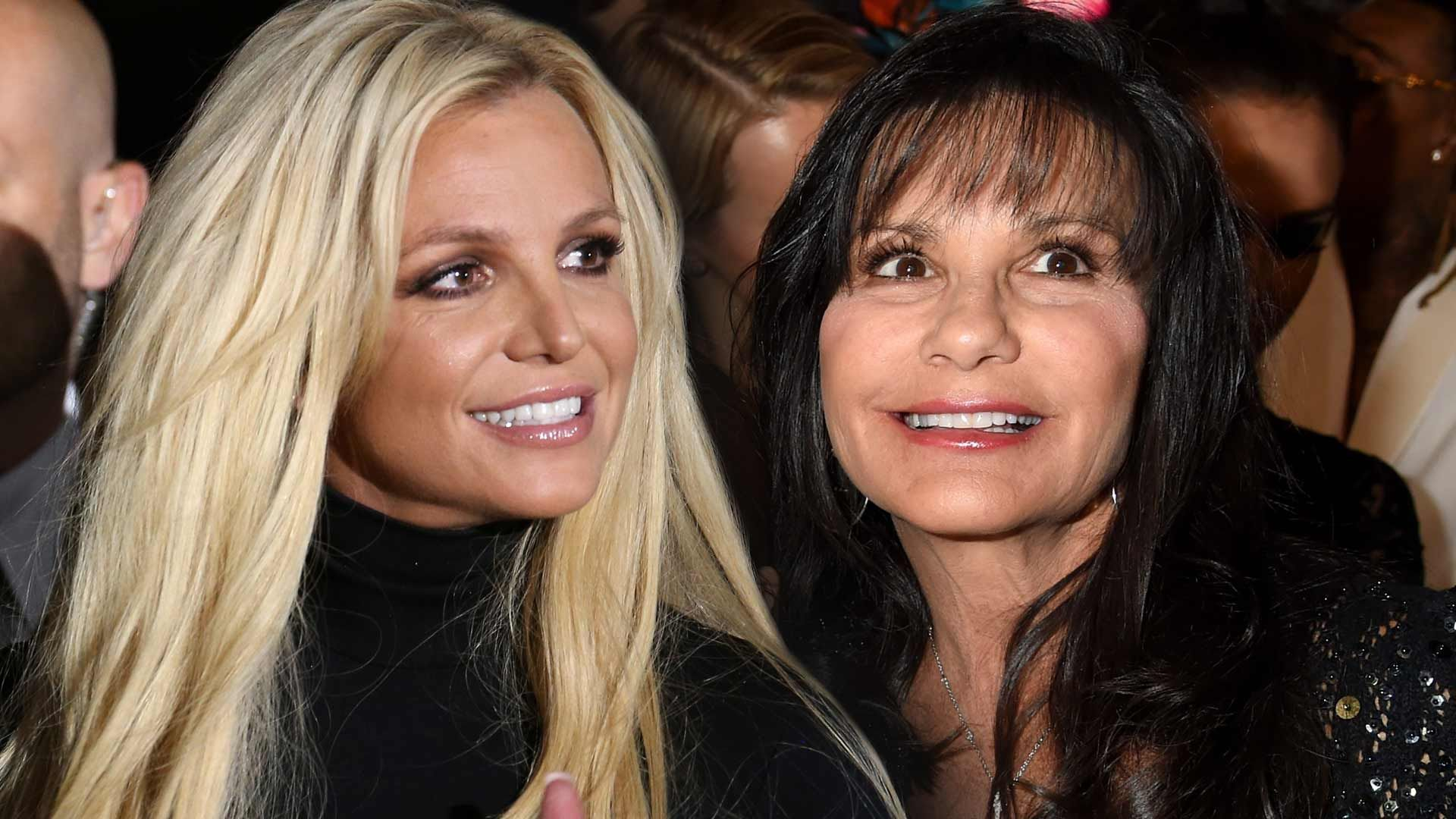 Britney Spears Mom Jumps Into Conservatorship Battle With Request To Intervene