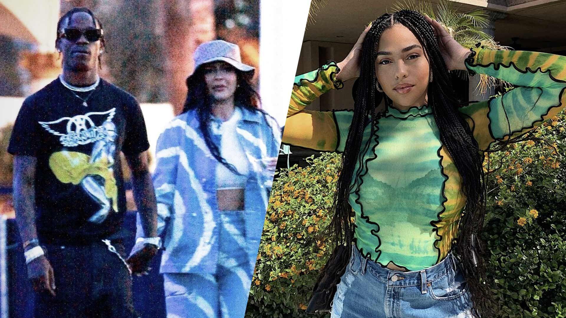 Kylie Jenner & Jordyn Woods Were Both at Coachella