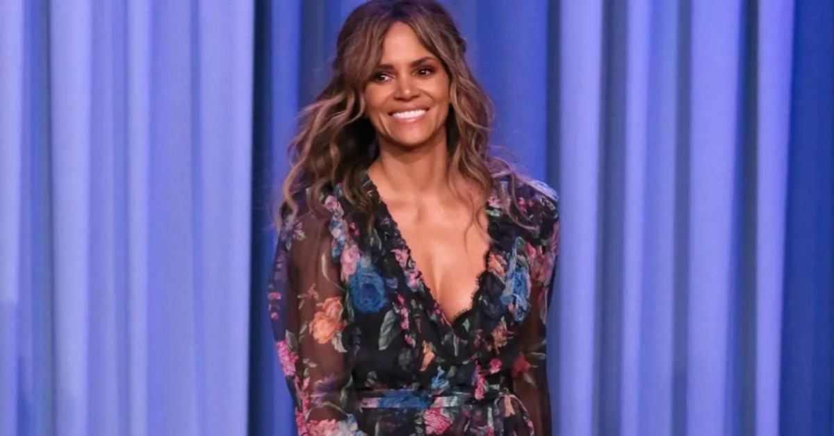 Halle Berry Turns 54 Skateboarding In Bikini Bottoms With Rainbows On Her Mind - The Blast