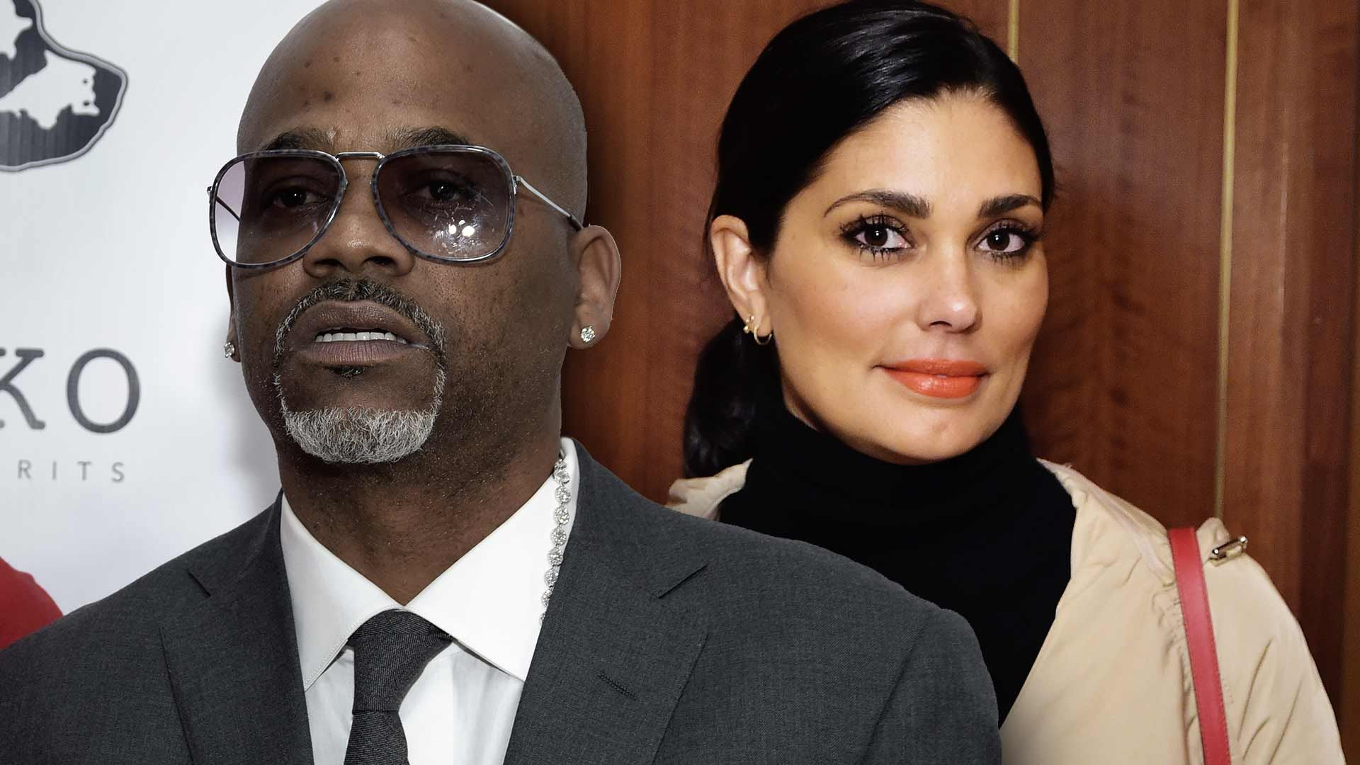 Damon Dash Demands More Custody with Daughter in Nasty