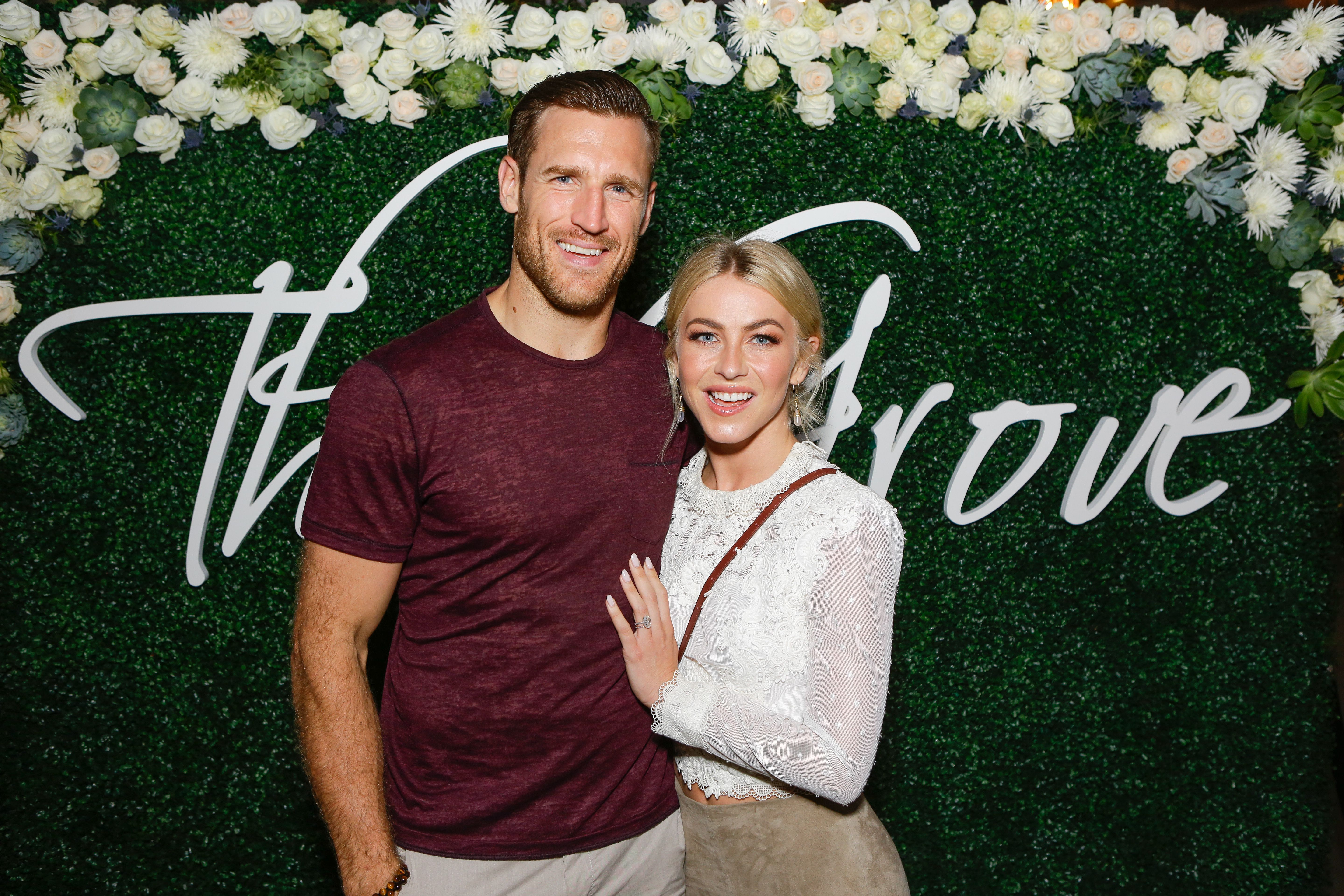 Trouble In Paradise For Julianne Hough And Brooks Laich A