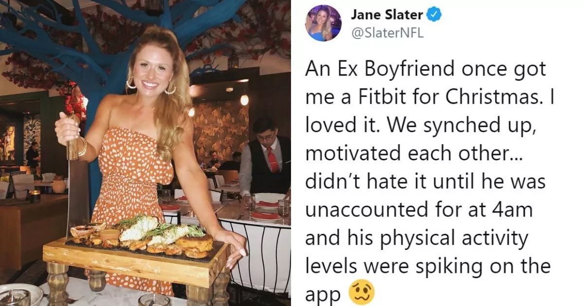 Woman Uses Fitbit To Catch Cheating Ex And Inspires Others To Share Their Stories