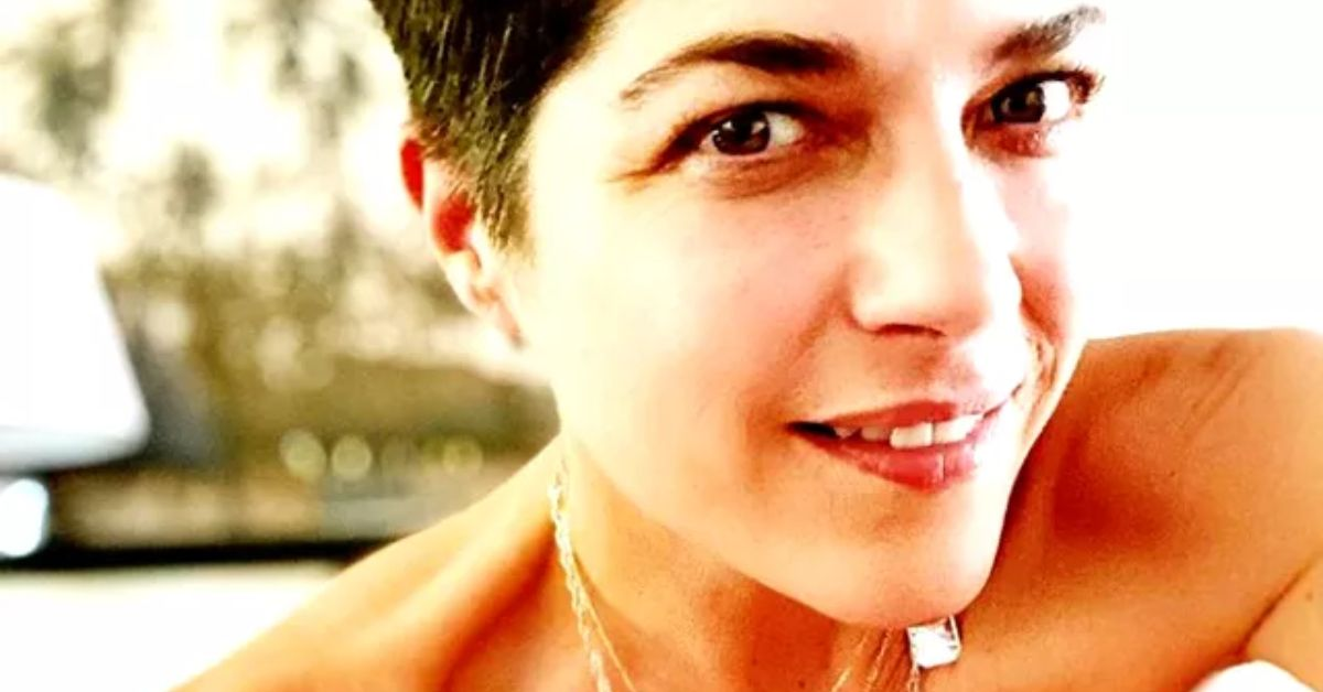 Selma Blair Looks So Hot In Turquoise Bikini, Instagram Sees 'Stars' - The Blast