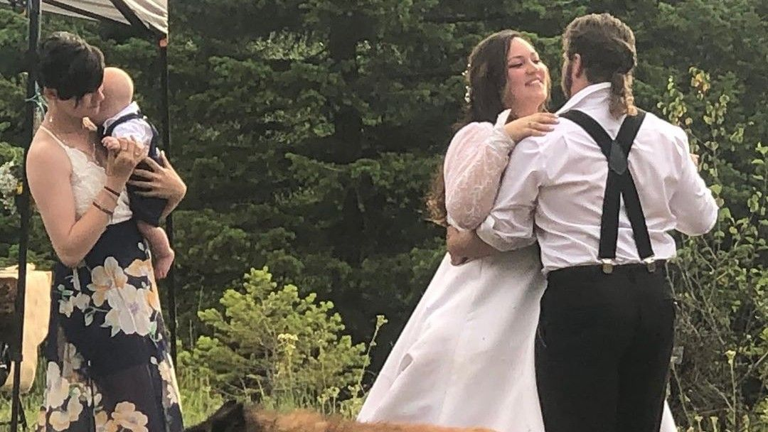 Alaskan Bush People Share Never Before Seen Pics From Gabe S Wedding