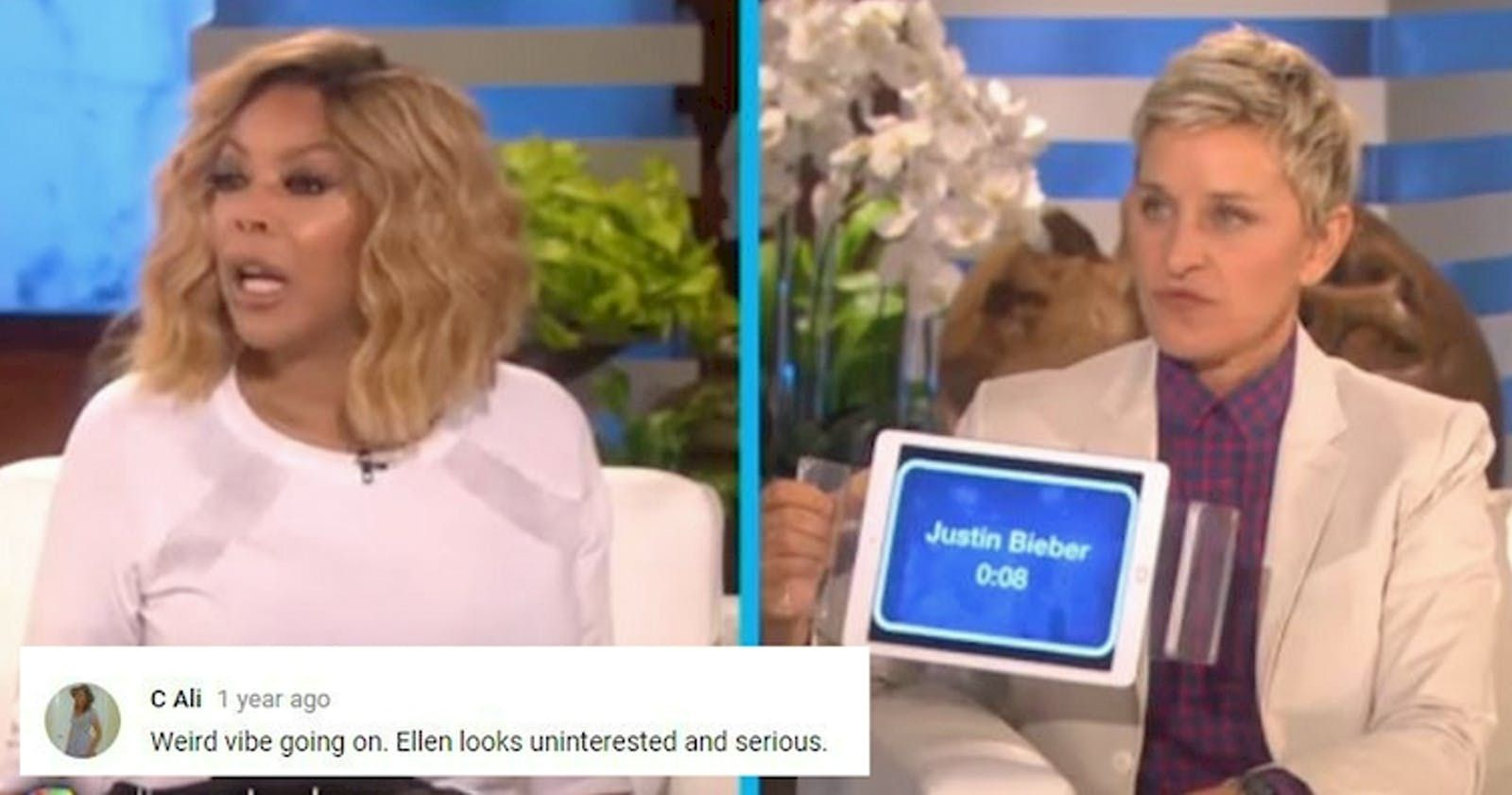 11+ Times Things Got Super Uncomfortable on 'The Ellen DeGeneres Show'