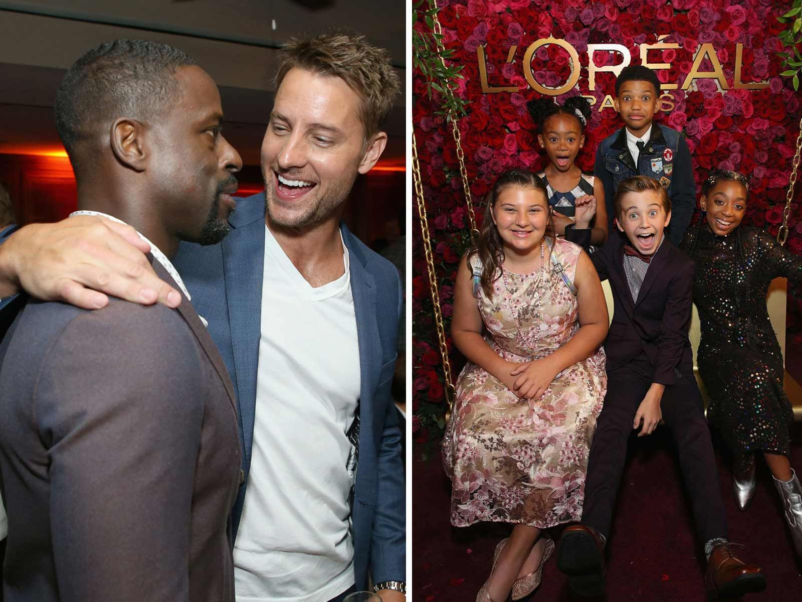 This Is Us' Cast Wins Cutest Ensemble During Pre-Emmy