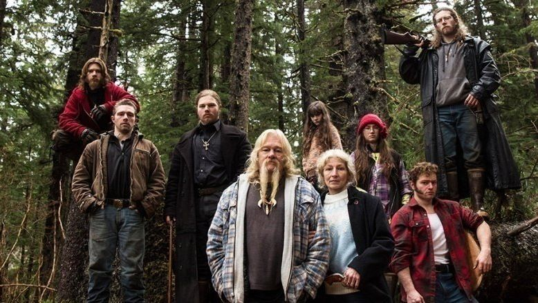 Cast of Alaskan Bush People