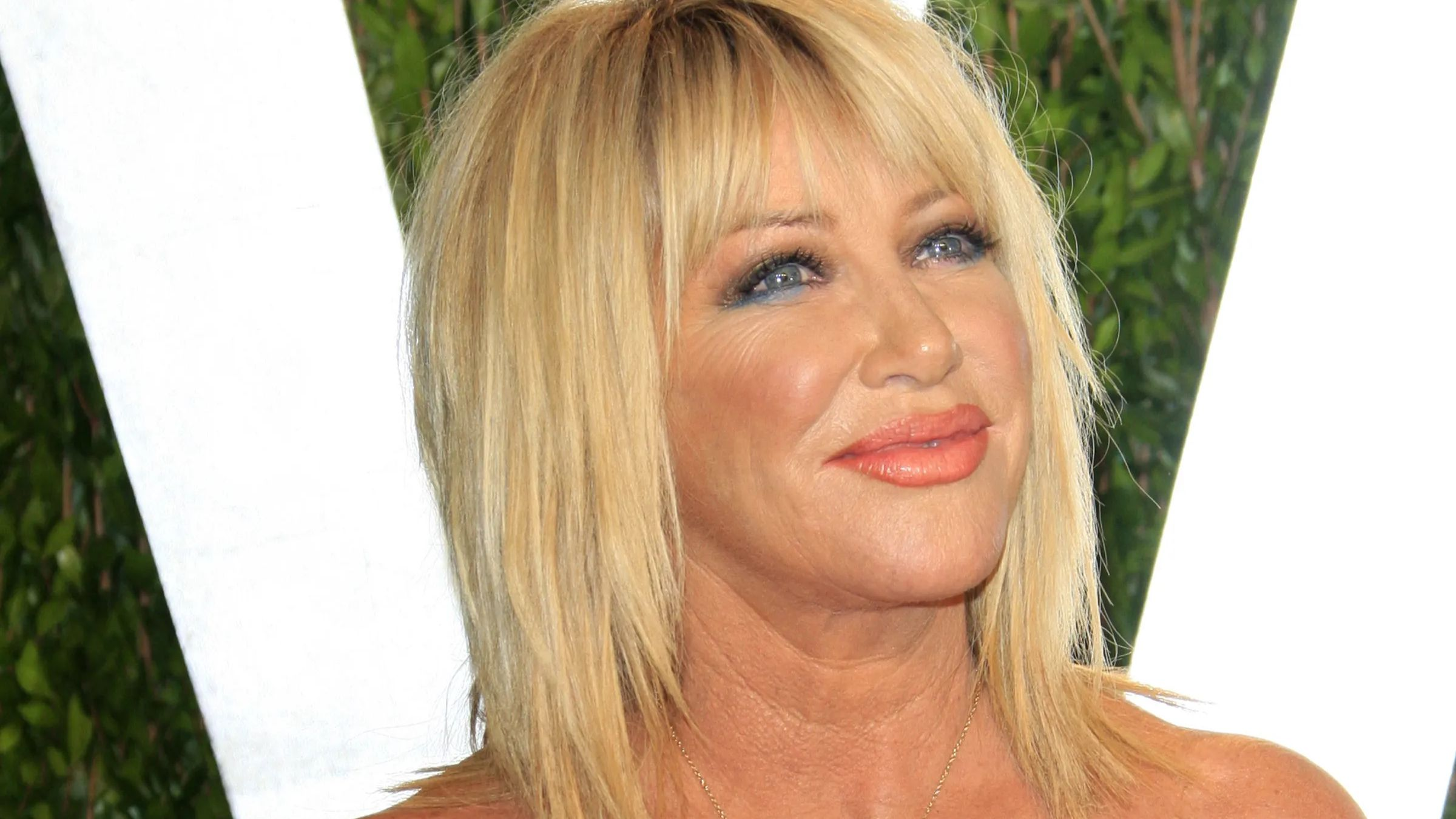 Suzanne Somers Victim Of A Scary Home