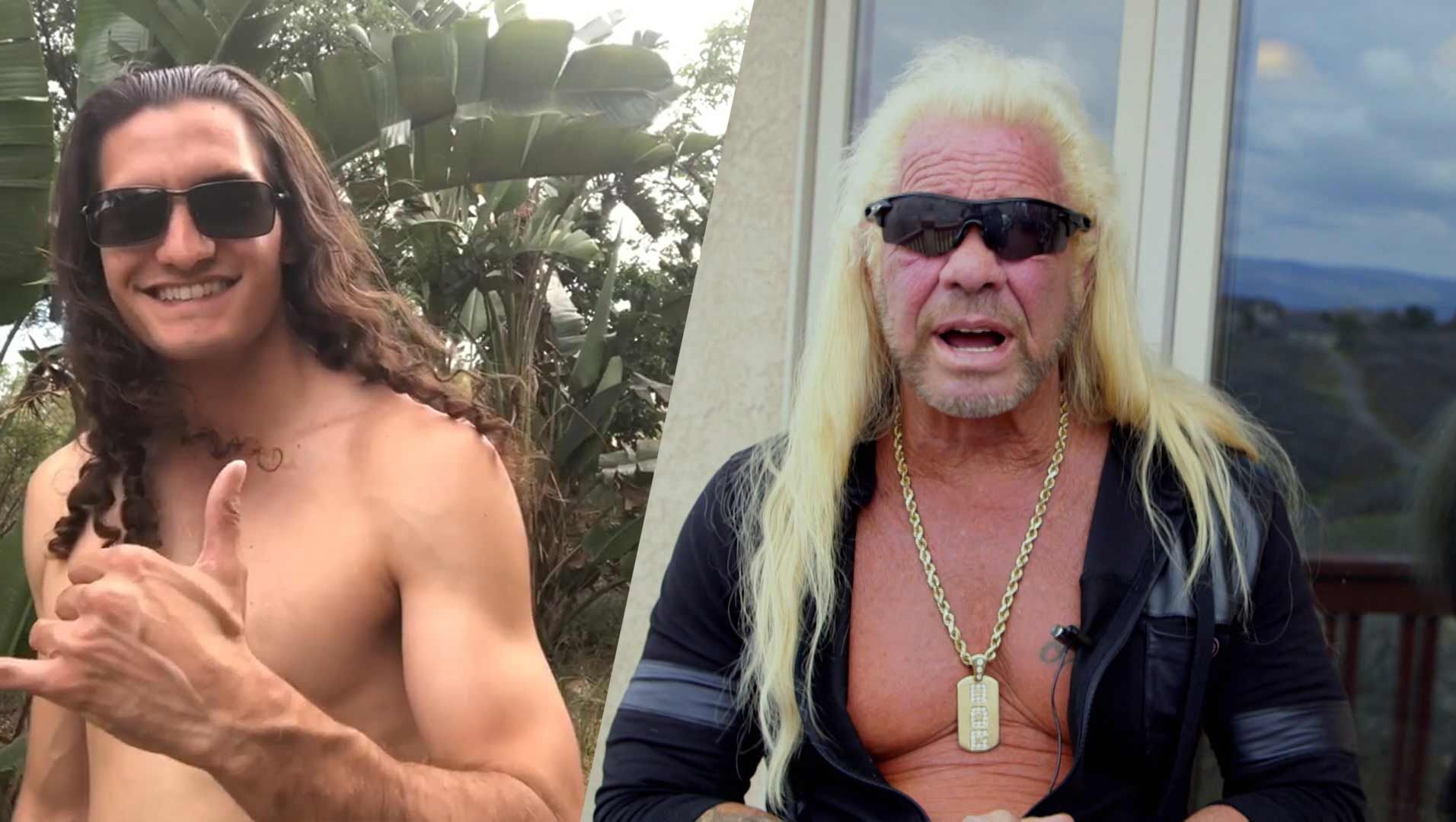 Dog The Bounty Hunters Grandson Goes Shirtless To Promote