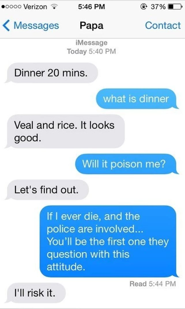 Text messages to send silly 15 Hilarious