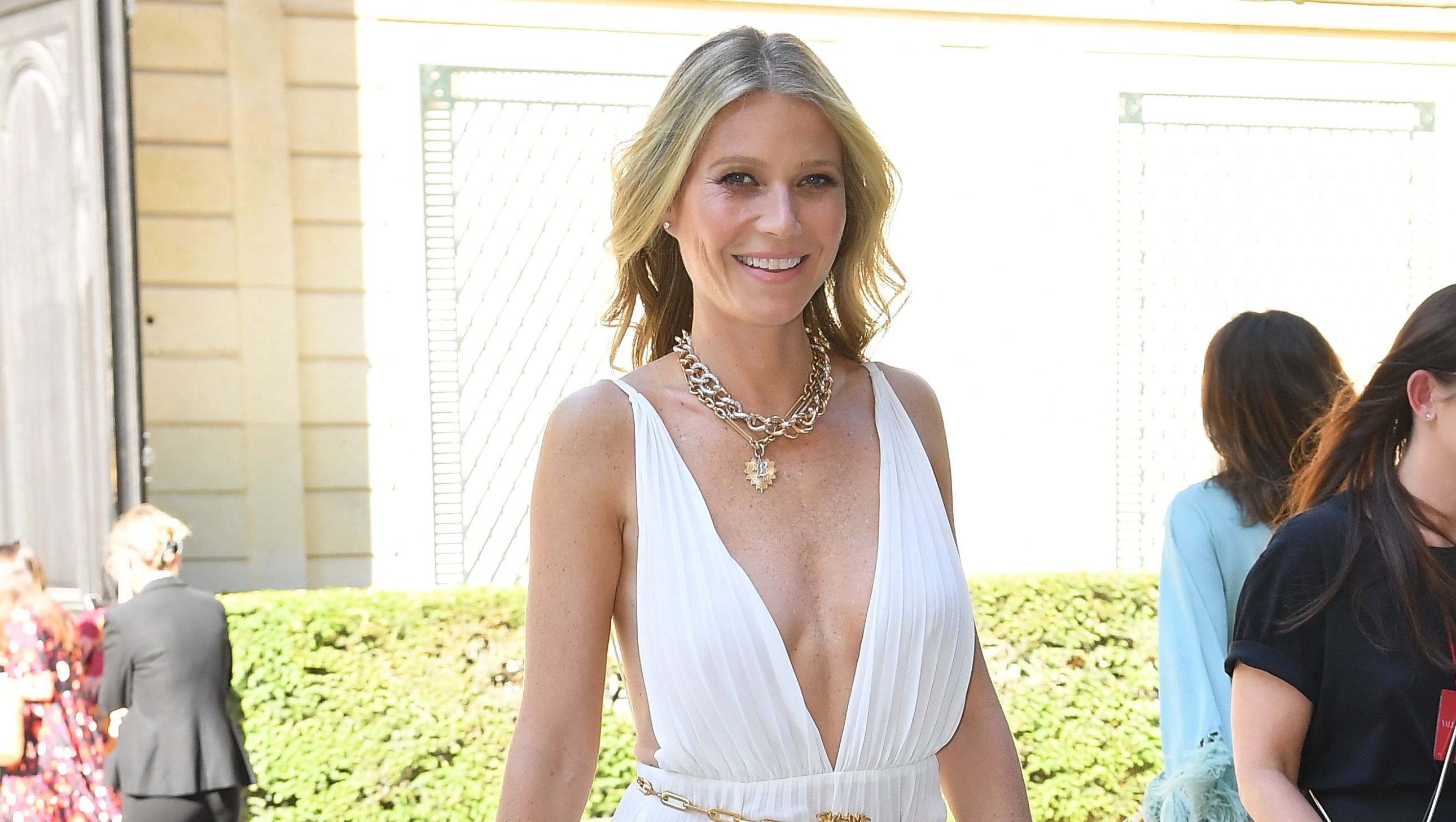 All Nude Image did gwyneth paltrow really share a nude?