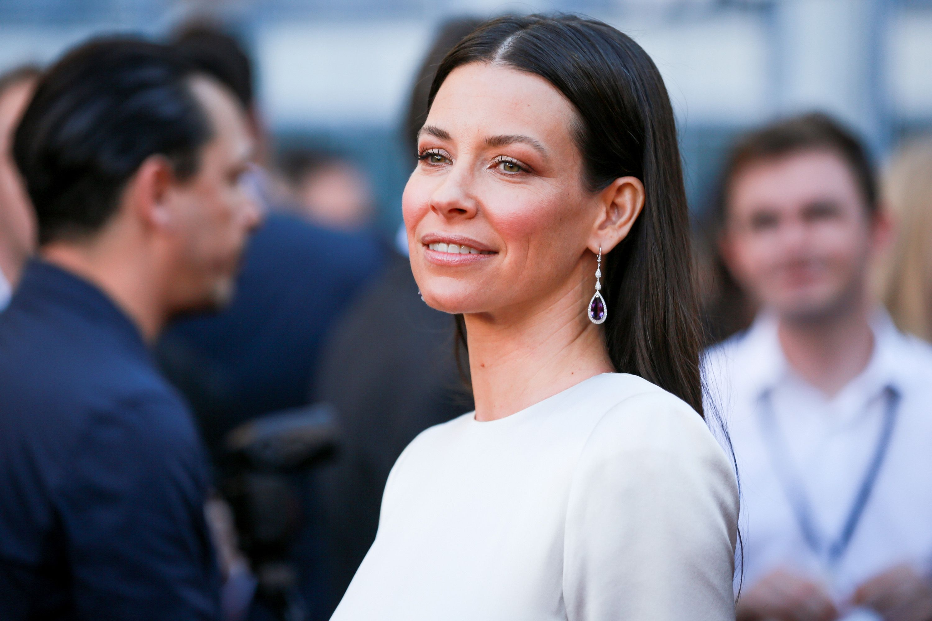 Evangeline Lilly at an event
