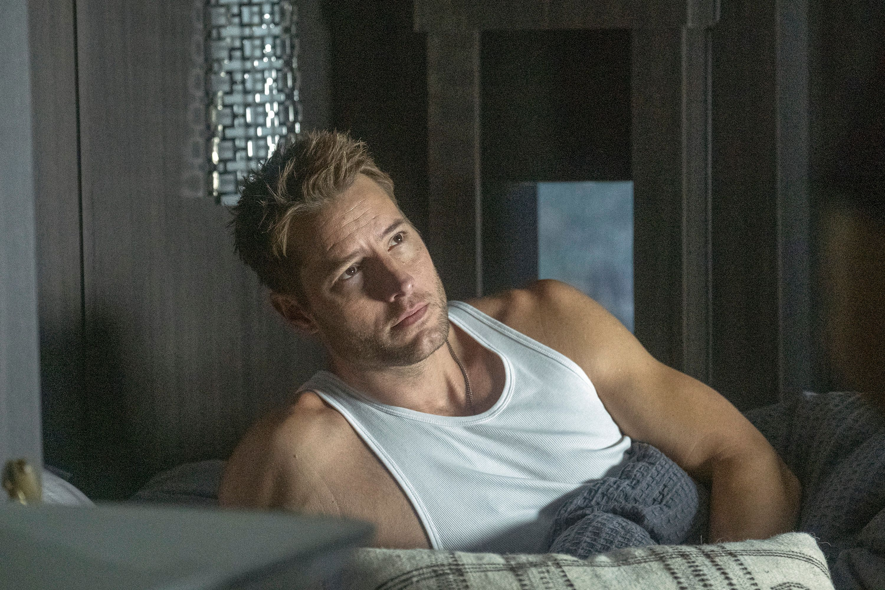 """Justin Hartley stars as Kevin Pearson on the hit drama """"This Is Us."""""""