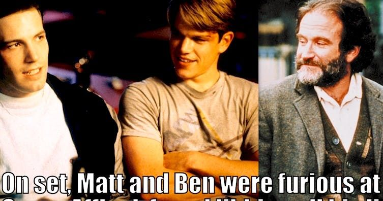 15 Facts About Good Will Hunting