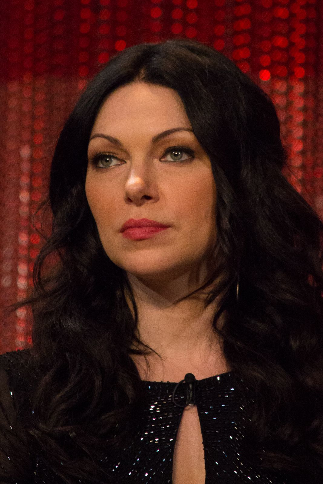 The actress Laura Prepon
