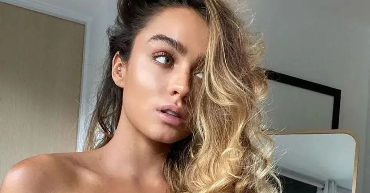 Sommer Ray Nearly Electrocuted During Outdoor Bikini Shower - The Blast