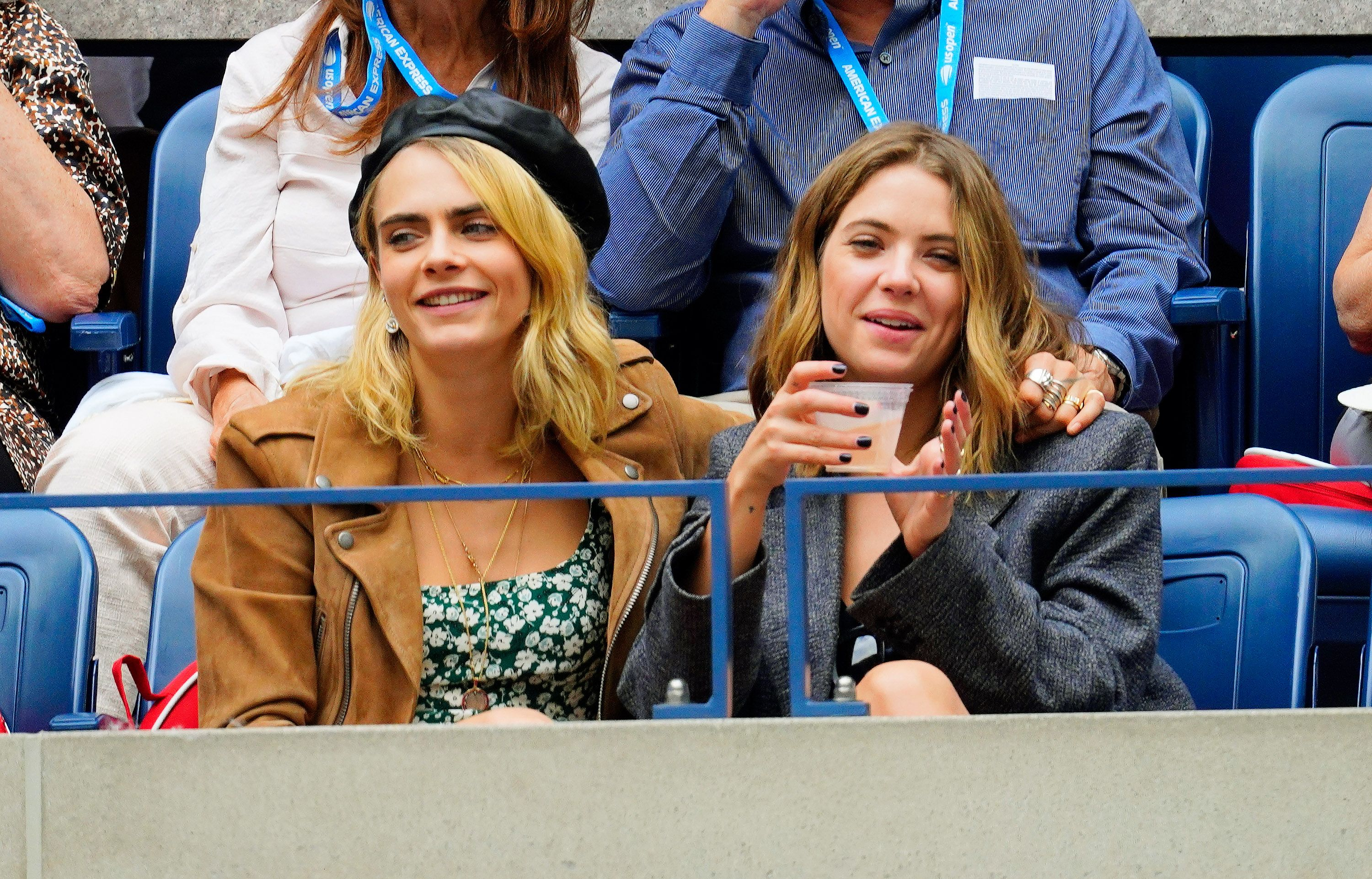 Here S Why Cara Delevingne Ashley Benson Are The New It Couple
