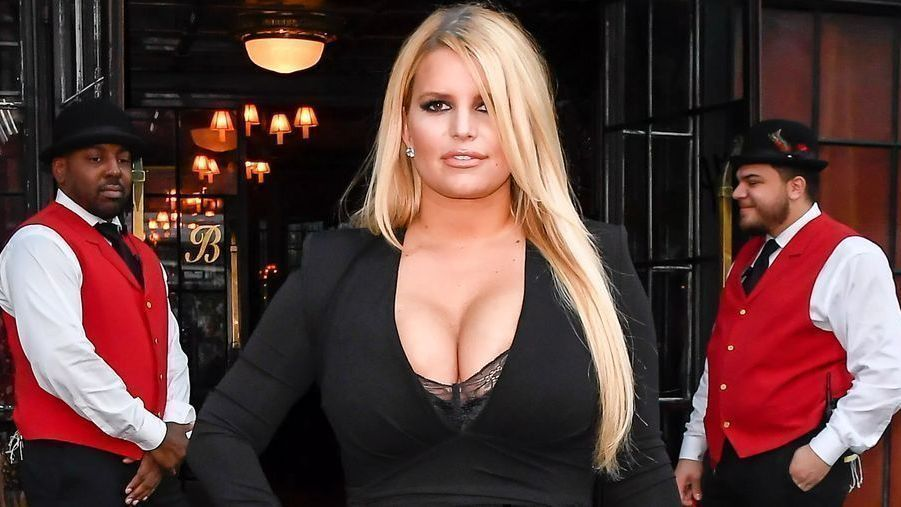 Jessica Simpson Expands Her Empire With Outdoor Iron Pumping