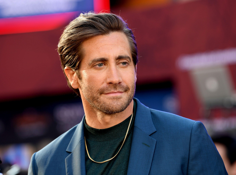 Jake Gyllenhaal hairline