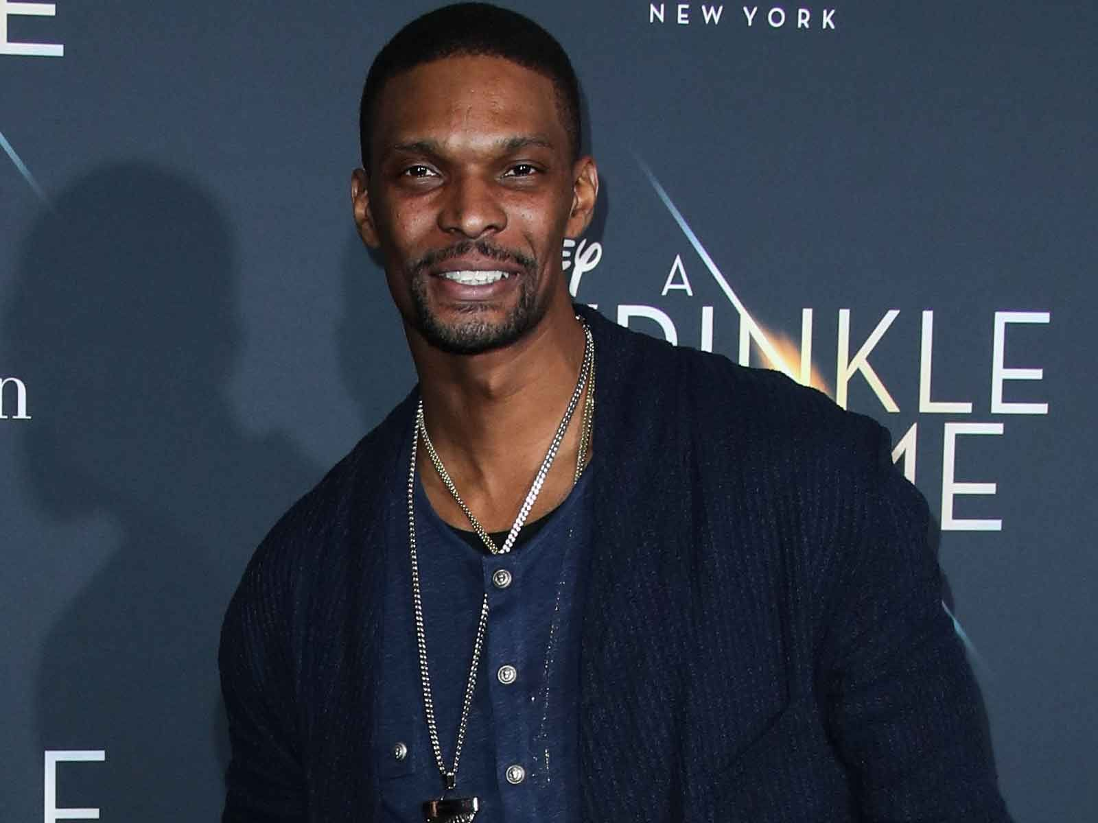 Ex-NBA Star Chris Bosh Sued by His Own Mother for Allegedly