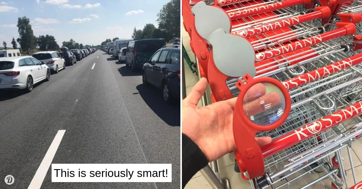12+ Brilliant Ideas That Will Make You Say, 'Why Isn't This Everywhere Yet?