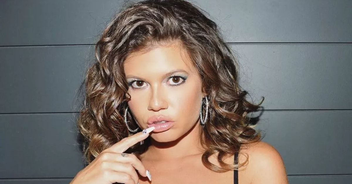 Chanel West Coast Climbs Staircase In Bikini With Comments Disabled - The Blast