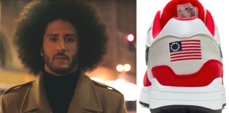 Nike Pulls Its Betsy Ross Flag Shoes