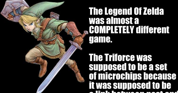 15 Things Even The Biggest Fans Don't Know About 'The Legend Of Zelda'