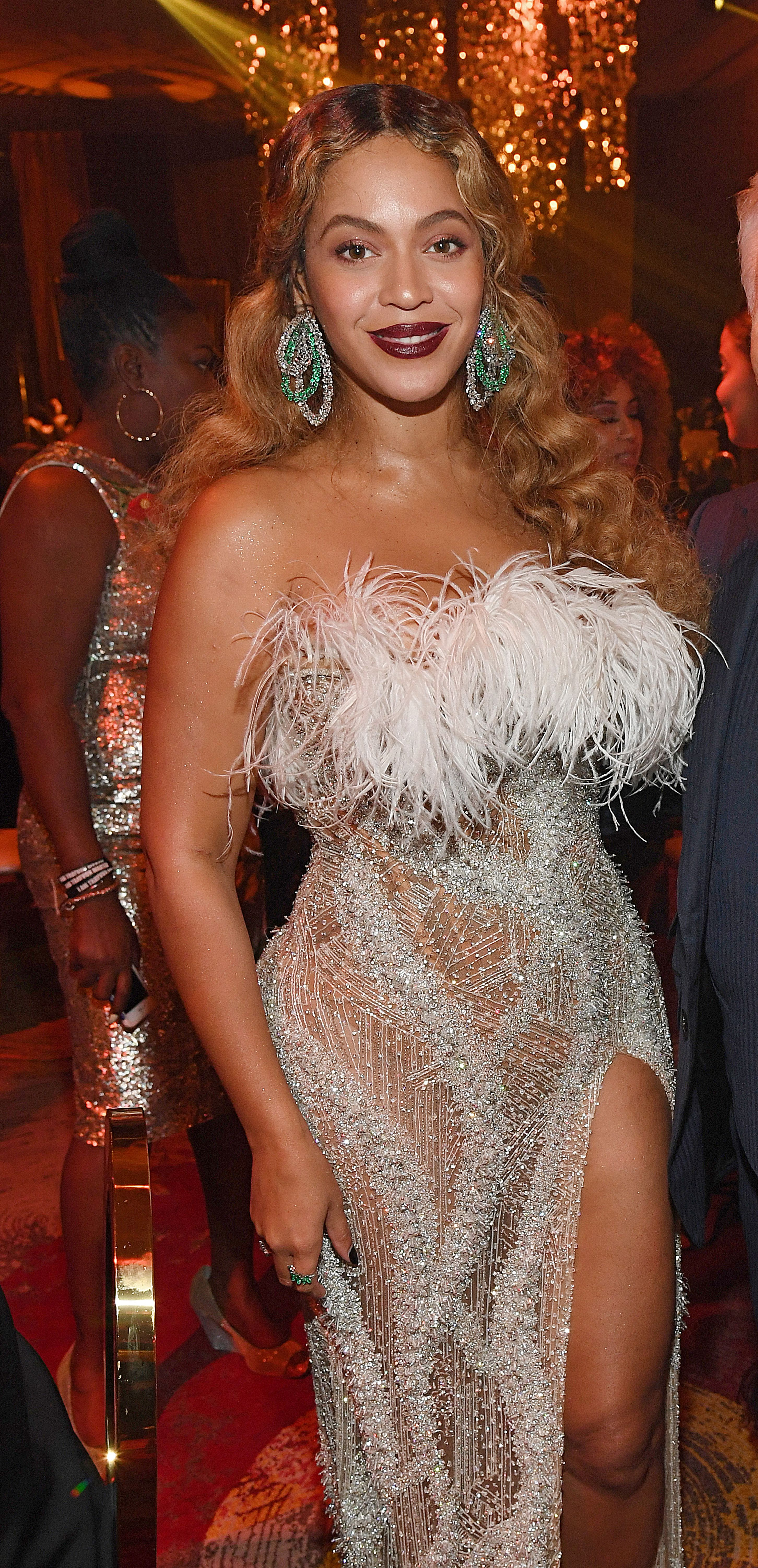 Beryonce at an event