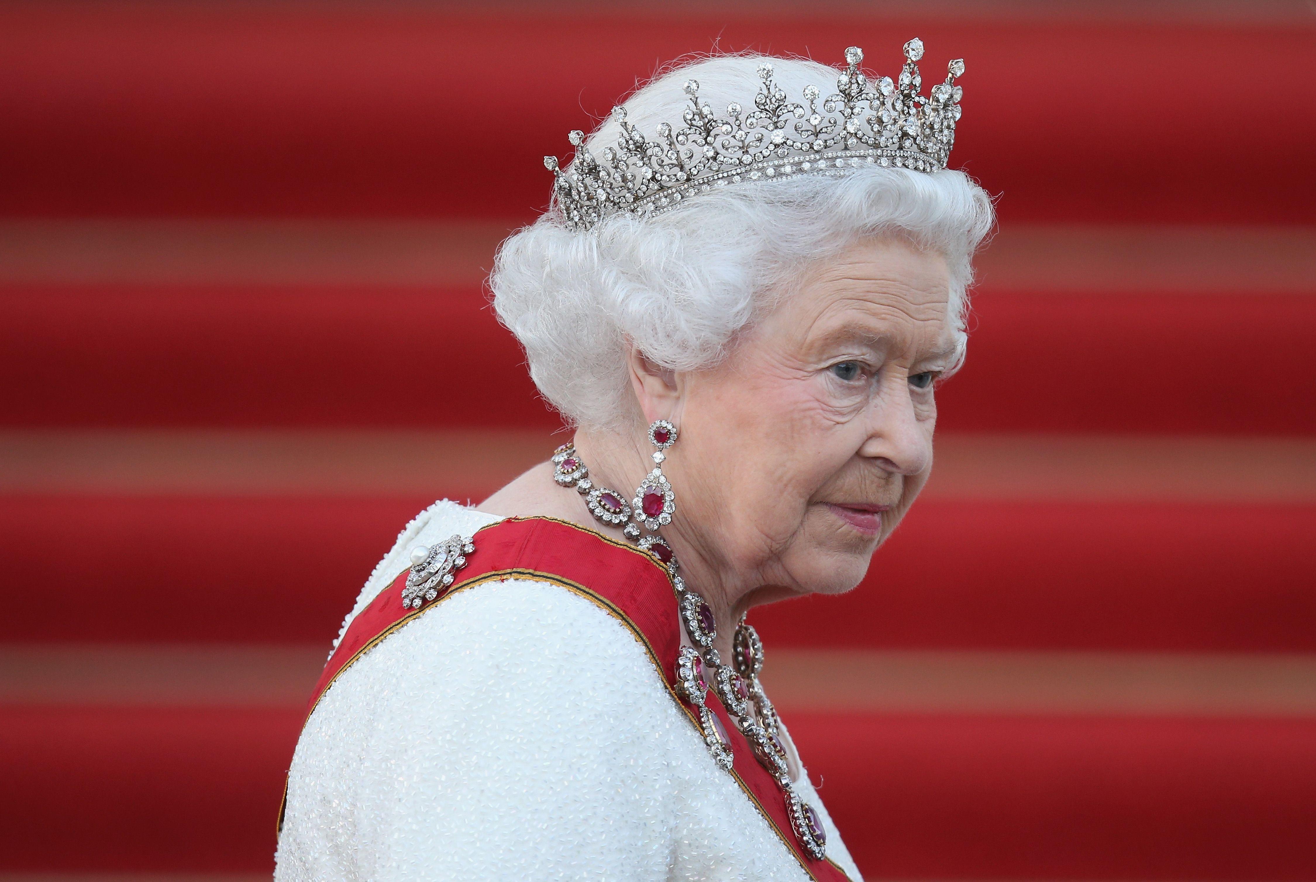 Queen Elizabrth II