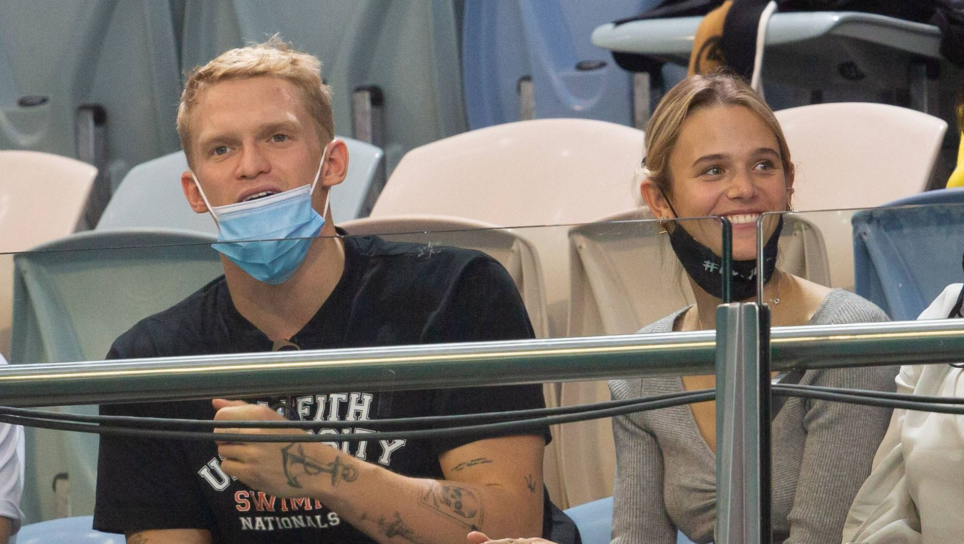 Cody Simpson and Marloes Stevens