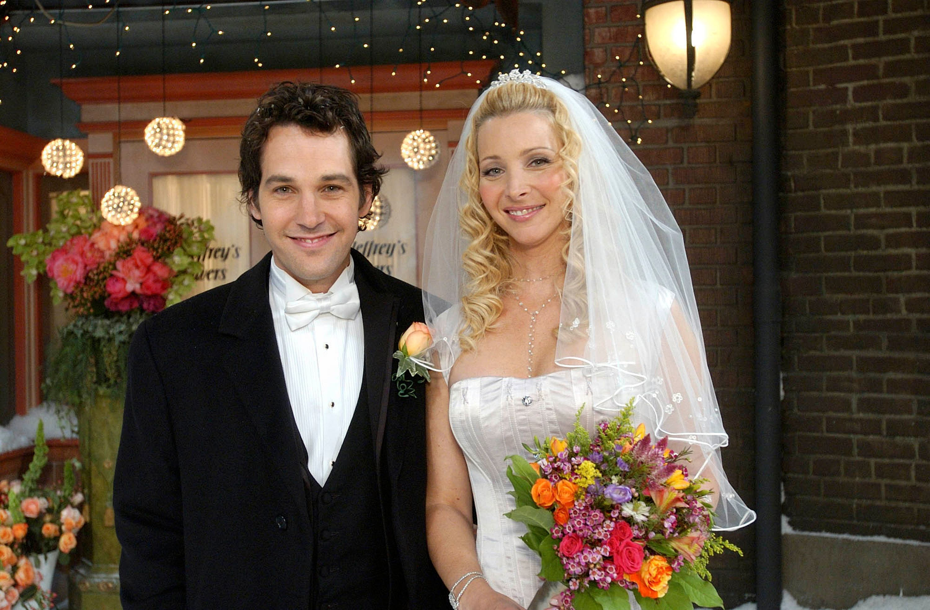 "Paul Rudd played the aw-shucks character of Mike on ""Friends."""
