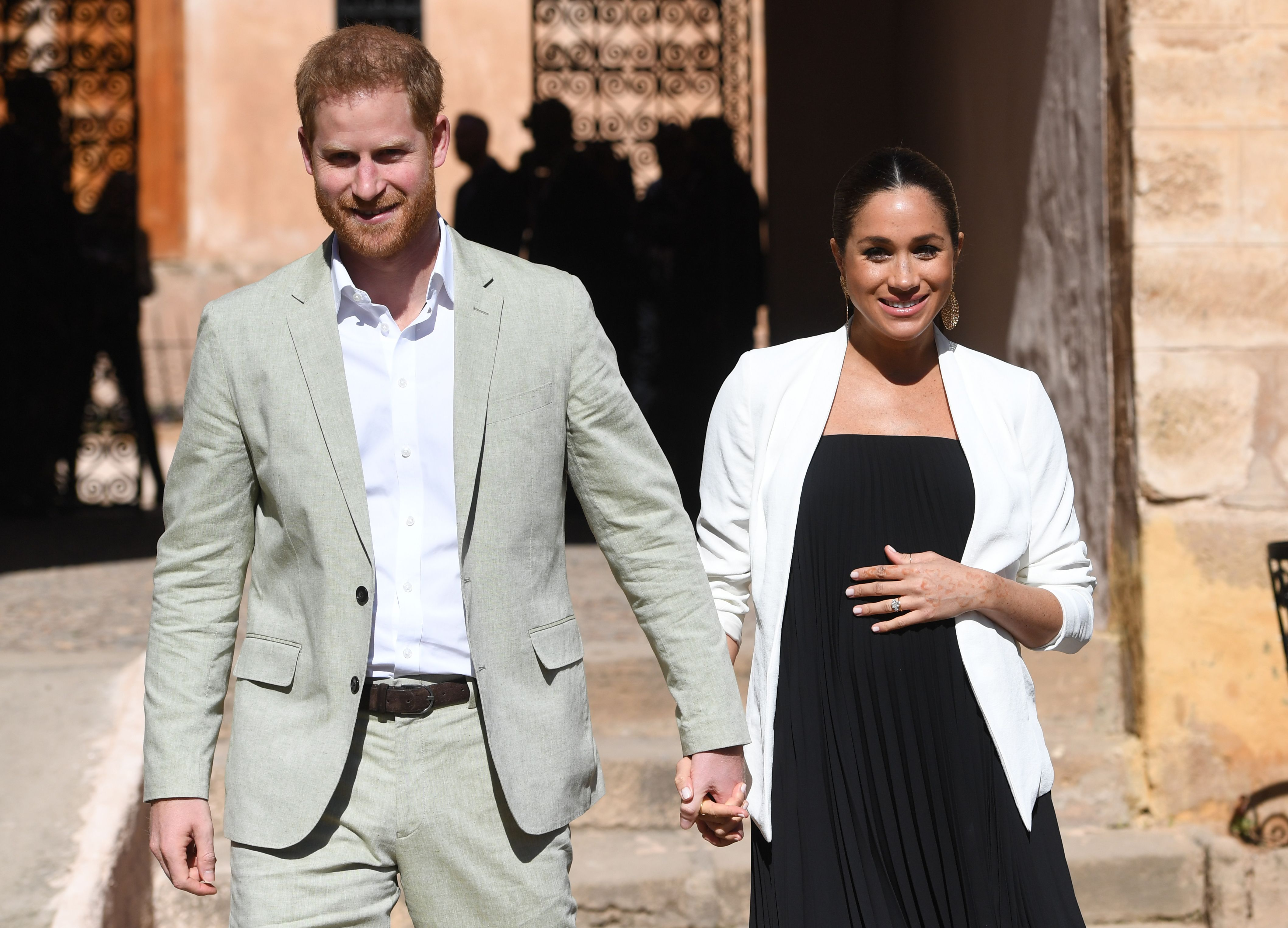 people are speculating that meghan markle might be pregnant again meghan markle might be pregnant again