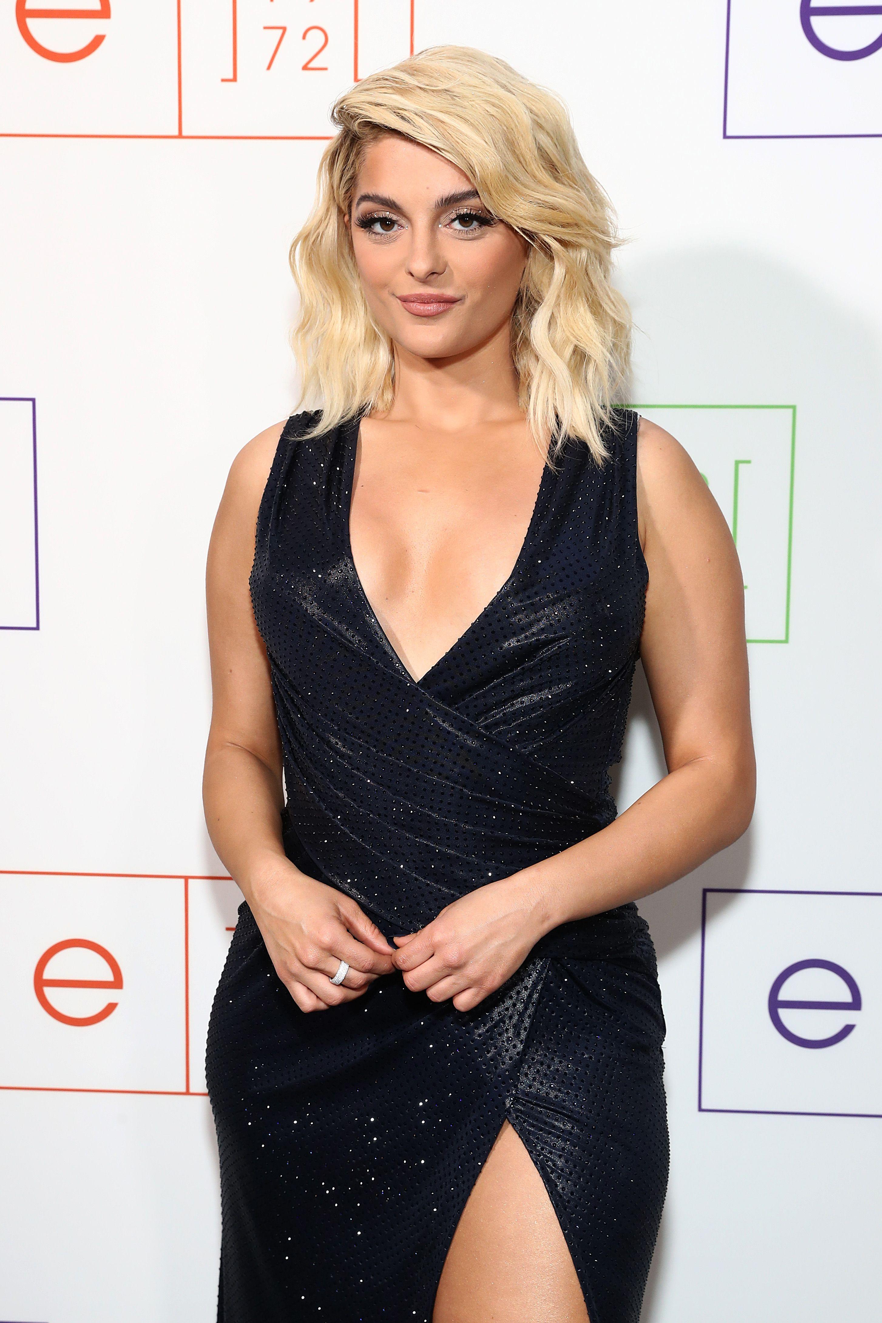 Bebe Rexha at an event