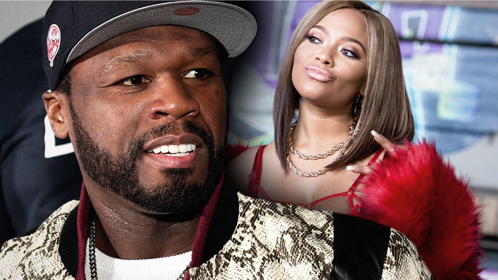 50 Cent Video Porno 50 cent trying to seize teairra mari's 'love & hip hop
