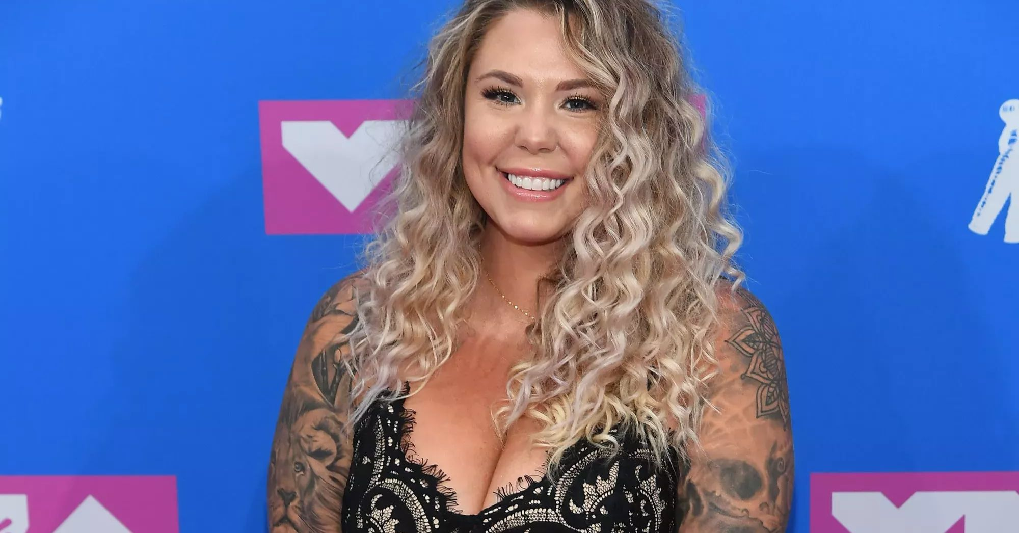 Qm5kSVhQaWxicHVPc3JZY1FzOVIuanBn Kailyn Lowry Shows Off Massive Baby Bump In Bikini From Her Bathroom 8211 The Blast