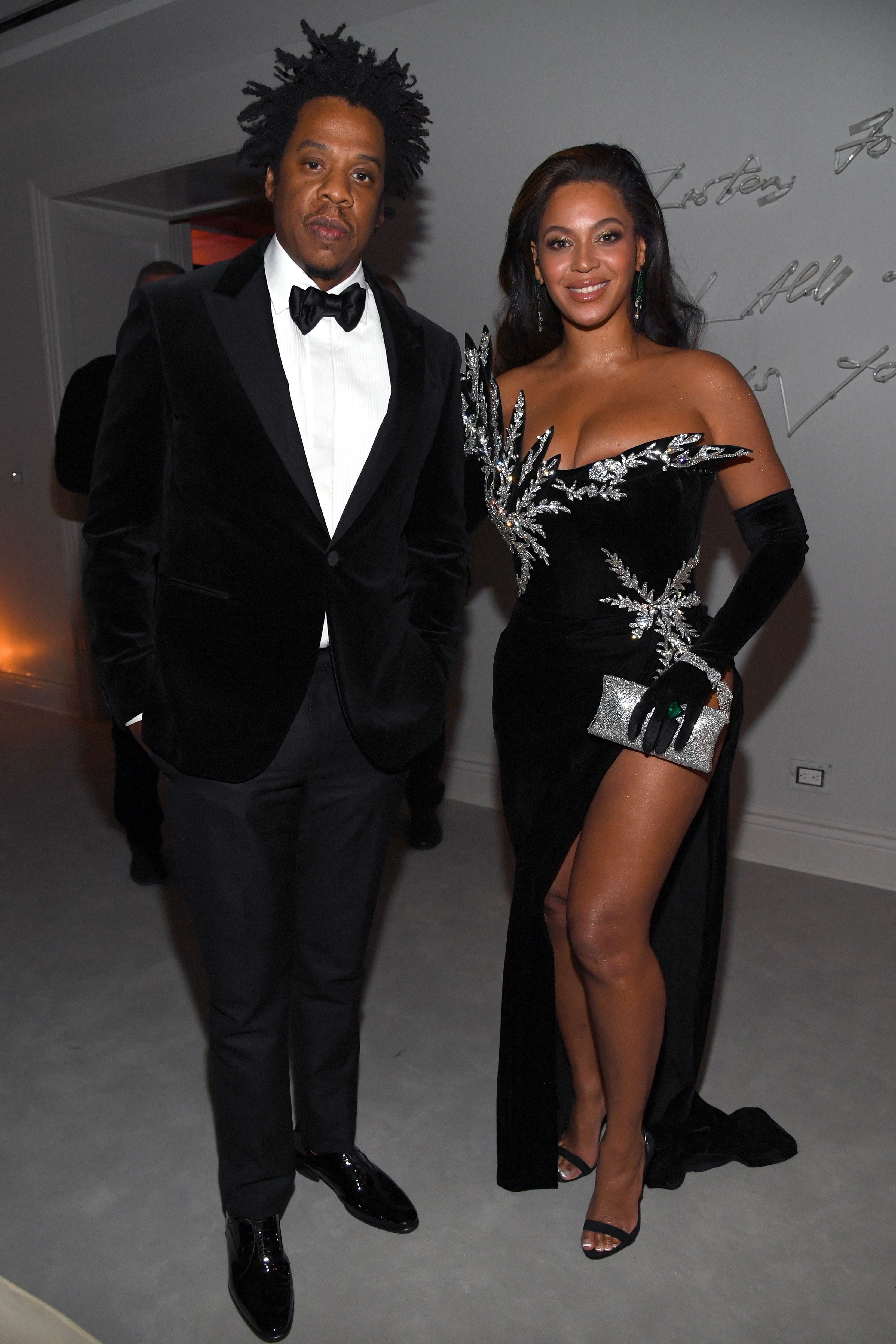 Jay Z And Beyonce S Alleged Prenuptial Agreements 5 Million Per Child 1 Million Per Year Of Marriage