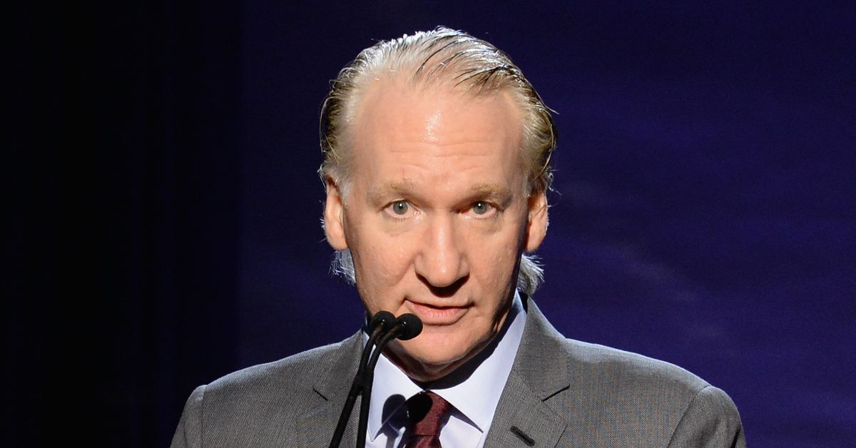 Bill Maher Says Liberals Are 'Wildly' Misinformed About Coronavirus